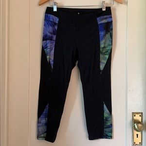 Athletea crop yoga pant